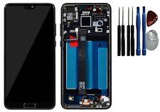Huawei P20 LCD Display Digitizer Touchscreen Bildschirm Rahmen Schwarz /Werkzeug