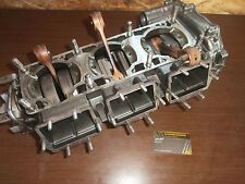 01 Kawasaki STX1100 JT 1100 DI Genuine Ski Engine Motor Crankcase CrankShaft Set