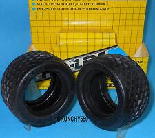 "Vintage Proline Cherokee Tire 1030 2.0"" Tamiya FOX Hot Shot Turbo Optima RC Part"