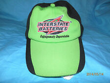 Nascar TEAM INTERSTATE BATTERIES RACING Cars # 11-18-20 BALL CAP