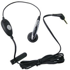 Motorola SYN8419 2.5mm HandsFree Mono Headset Earbud Earphone with Microphone RT
