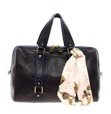 Juicy Couture Essentially Everyday Steffy on Black Tone NEW with Dust Bag **