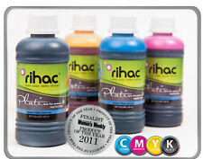 RIHAC Refill ink for Epson T0561 T0562 T0564 cartridges R250 RX430 RX530 CISS