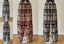 Elefante Africano Ligero Para Yoga Pantalones Pantalones De Verano Cómodo Luz Animal