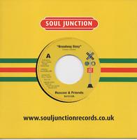 """ROSCOE & FRIENDS Broadway Sissy - New Northern Soul 45 (Soul Junction) 7"""" Listen"""