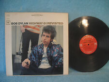 Bob Dylan, Highway 61 Revisited, CS 9189, 1965 ***Buick 6 has HARMONICA Intro***