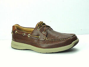 Sperry Top-Sider Men's Gold Cup ASV Ultralite Cognac Casual Boat Shoes