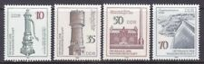 Germany DDR 2516-19 MNH 1986 Water Power Monuments & Pumps Full Set VF