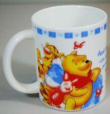 Winnie the Pooh & Friends - Spanish Language - Coffee Mug - Eeyore Piglet Tigger