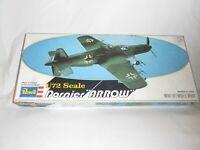 Vintage 1978 Revell Dornier Arrow Model 1/72 Scale New Open Box See Description