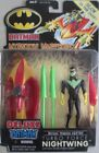 Batman Animated Series Turbo Force Nightwing Dual Attack Craft Mission Masters