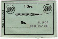 ROLEX (TUDOR)  1400, 1401  STEM RONDA 1804