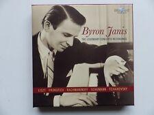 BOX CD Byron Janis : The Legendary Concerto Recordings BRILLIANT  9182