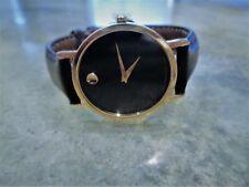 Vintage Rare Gents Slim Movado 87-45-882 ETA 956 032 Swiss Made Watch 7 Jewels