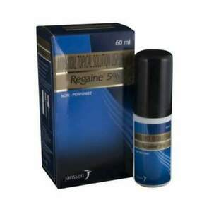 Regaine for Men - Extra Strength - Hair Regrowth Scalp Solution - 60ml - 1 Month