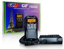 CB MOBILE RADIO CRT MIKE MULTI-BAND AM FM  4W COMPACT 40 CHANNELS