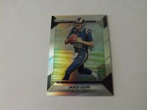 2016 Panini Prizm Jared Goff Silver rookie RC #208