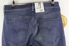 Girls LEVIS Jeans SKINNY STRETCH Fit ZIP Fly Red Tabs W32 L34 2019 RRP 109 P30