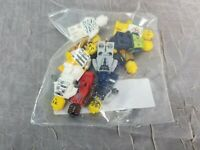Lot 10 Lego Mini Figures All Body Parts Included Lot 4
