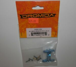 Dromida Hub Carrier Aluminum Blue - BX MT SC 4.18 (2pcs) #DIDC1101 NIP
