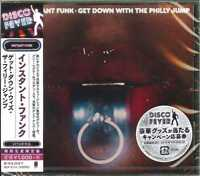INSTANT FUNK-GET DOWN WITH THE PHILLY JUMP-JAPAN CD Ltd/Ed B63