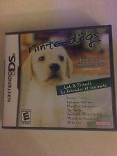 Nintendogs Nintendo DS game