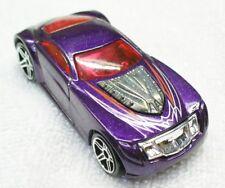 2003 HOT WHEELS 1/64 Diecast Purple Sir Ominous Car-Malaysia PC7-9C