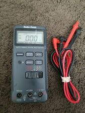 Radio Shack Auto-Ranging LCD Digital Mutimeter 22-163 with Test Leads