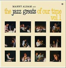 Manny Albam - Jazz Greats of Our Time 1 [New Vinyl] Ltd Ed, 180 Gram