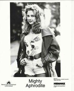 MIRA SORVINO MIGHTY APHRODITE 10X8 VINTAGE PHOTO