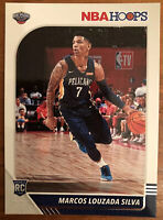 Marcos Louzada Silva Rookie Card NBA Hoops #250 Free Shipping Rookie RC