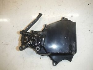 KAWASAKI ZZR 1100 C SPROCKET COVER WITH CYLINDER ZZR1100 C  ONLY 24K MILES