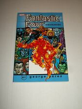 Marvel FANTASTIC FOUR: VISIONARIES Vol. 2 TPB Softcover George Perez