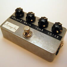 "Amp-FX Zendrive aka ""The Dumble simulatore"" // HANDMADE a Berlino."