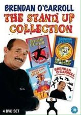 Brendan O'Carroll The Stand Up Collection - 4 DVD's (PAL/Region 2)