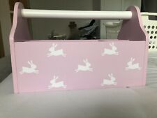 GLTC Carry Caddy Pink Bunny