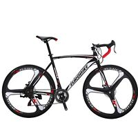 Road Bike Shimano 21 Speed Bicycle 700C Superior Mens Bikes 54cm Disc Brake New
