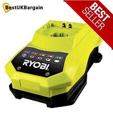 Cargador rápido Ryobi BCL14181H uno + para + 18 V Baterías, uno All voltaje: 14-18 V