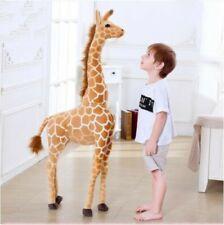37.8'' Big Plush Giraffe Toy Doll Large Stuffed Animal Soft Doll Kid's Gift US