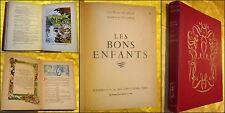 Les Bons Enfants. C.sse de SEGUR. Editions G.P. 1947. Illustrations Guy Sabran.