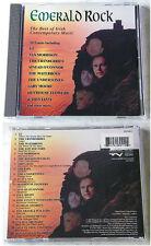 Emerald Rock Irish Contemporary Music Van Morrison, Thin Lizzy,...95 Polygram CD