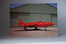 Aerospace Museum Hawker Hunter (P1067) WB188 RAF Postcard 210mm x 150mm