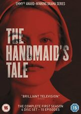 The Handmaids Tale Season 1 DVD New & Sealed / Free UK Shipping