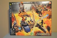 LEGO 8624 Bionicle Race For the Mask of Life Factory Sealed NIB New Exclusive