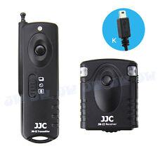 JJC II Wireless Shutter Release For Fujifilm Finepix HS35EXR HS28EXR HS25EXR XE1