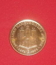 Vorzügliche Kupfer Medaillen aus Europa