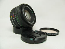 Fuji X-Fujinon 50mm 1:1.9 DM Lens