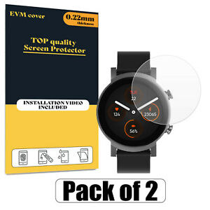 Screen Protector Cover For TicWatch E3 Clear FILM