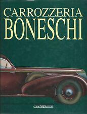 Puttini - Carrozzeria Boneschi - Nada 1^ Edz 1989 Automobilia Alfa Romeo Lancia