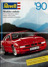 Catalogue Revell Modeles Réduits Année 1990